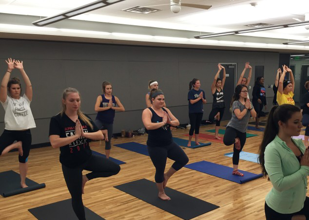yoga for trainers